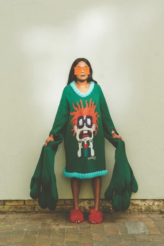 Stylist: Arifa Kabir Wearing: Aldrian Diaz, Dylan Joel,