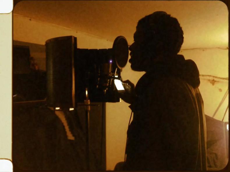 In Studio: Vinch