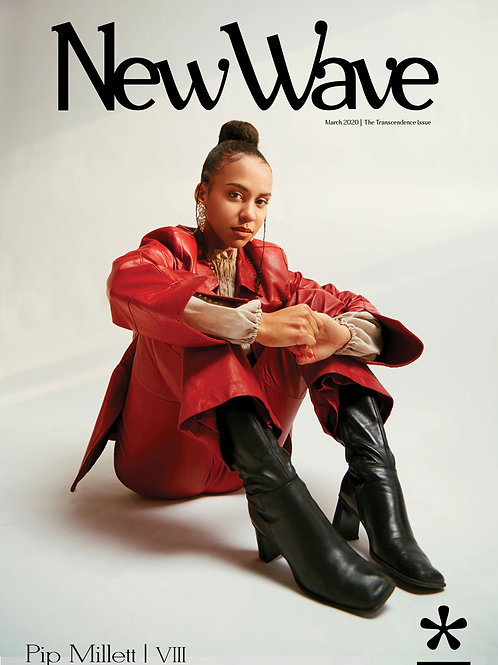 New Wave Magazine Issue VIII [Pip Cover]