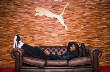 Knucks X Puma SUEDE - The Match Made In UK Hip-Hop Heaven