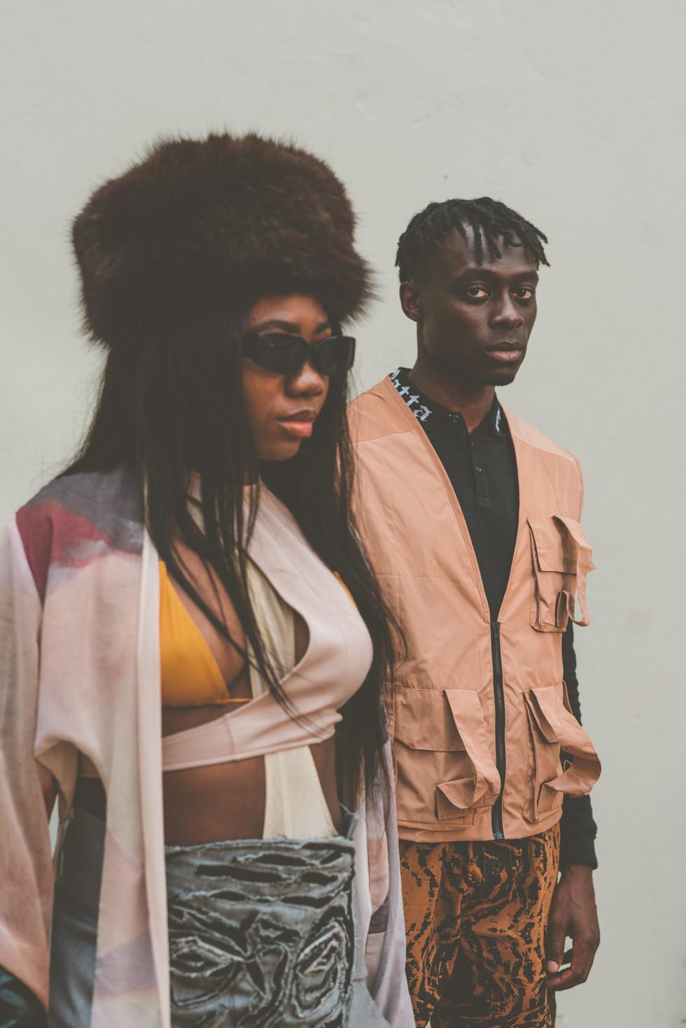 Stylist: Skylar Hamilton Wearing: Lydia Fung (Female) Patta, A Cold Wall