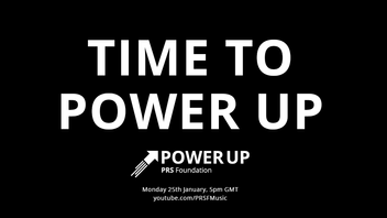 PRS Foundation Launch the 'Power Up' Initiative For Black Musicians