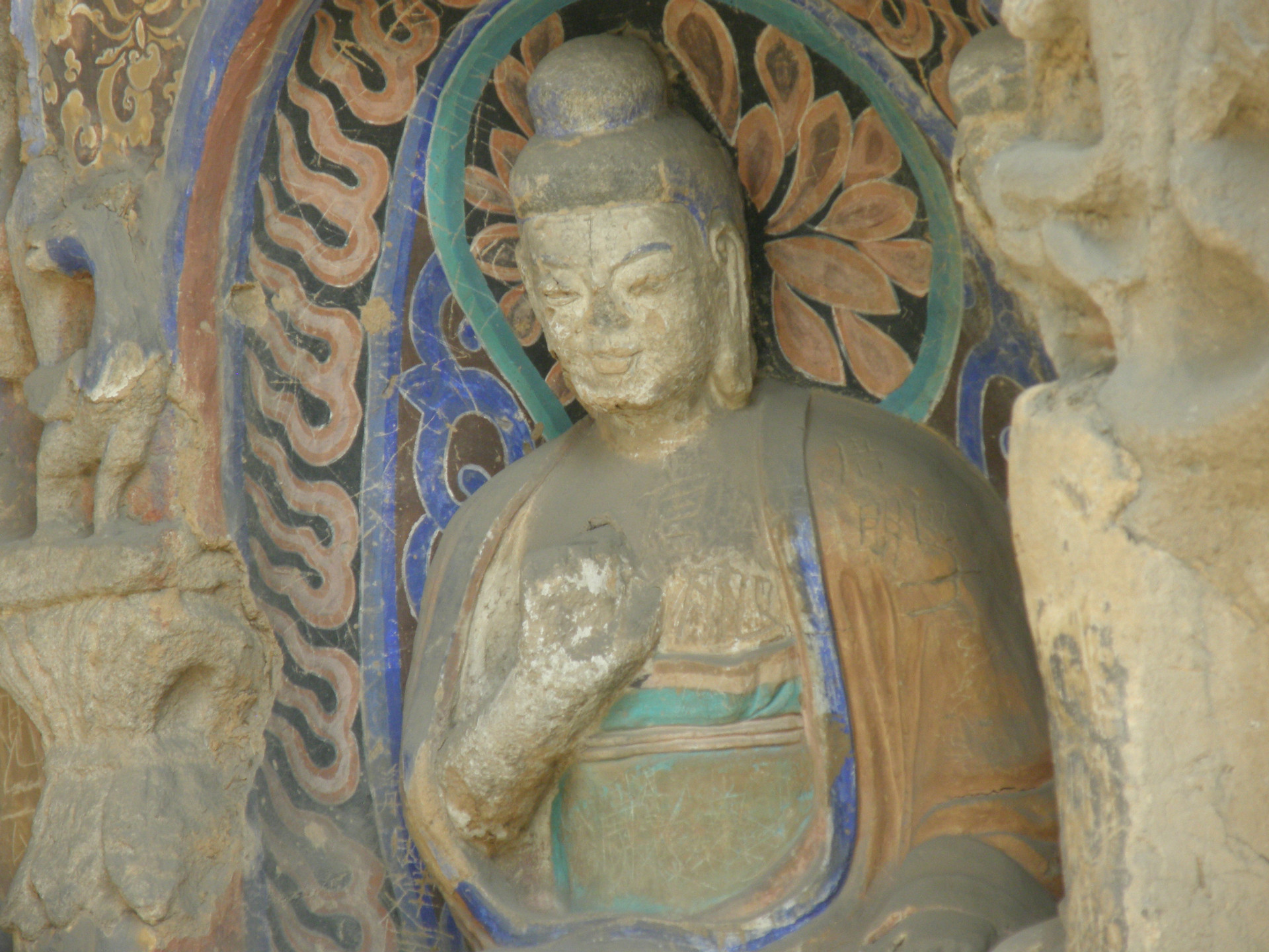 5th century boddhisatva Datong