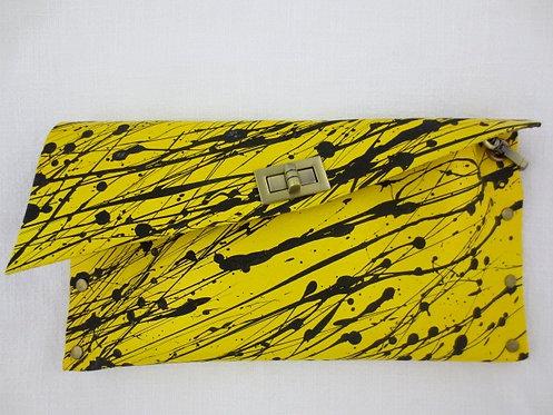 CLUTCH 1 - Yellow/Splash Black