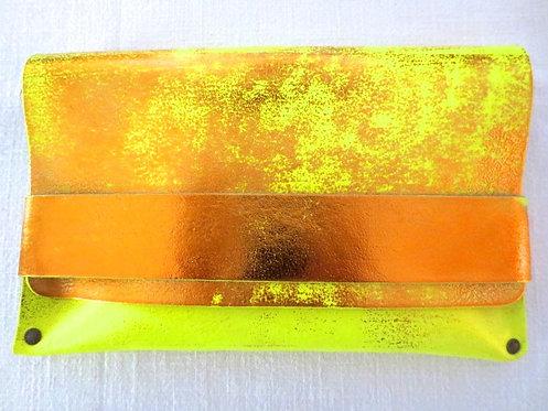 CLUTCH 5 - Neon Stamp Copper/Copper Band