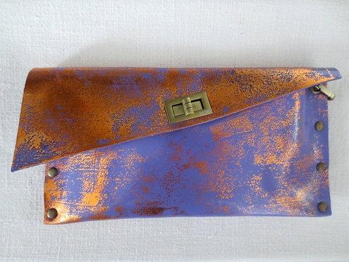 CLUTCH 1 - Light Purple Stamp Copper