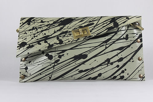 CLUTCH 1 - Grey Black Splash (A)