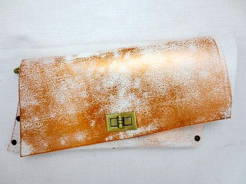 CLUTCH 4 - White Stamp Copper