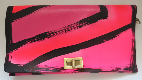 CLUTCH 2 - Licten Free Form - Pink Combo (A)