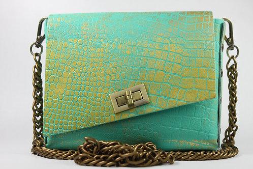 BOX 4 - TQ Croc Stamp Gold