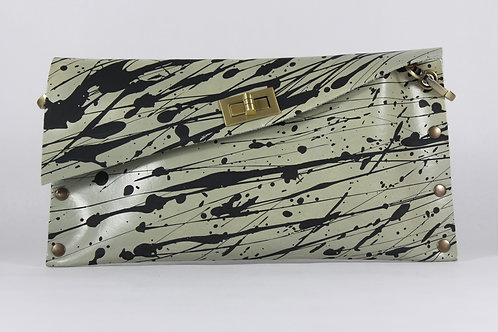 CLUTCH 1 - Grey Black Splash (C)