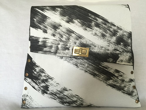 CHAIN BAG 2 - Hand Paint