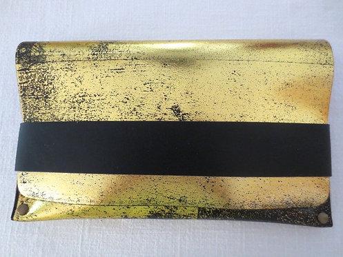 CLUTCH 5 - Gold Stamp Black/Black Band 2