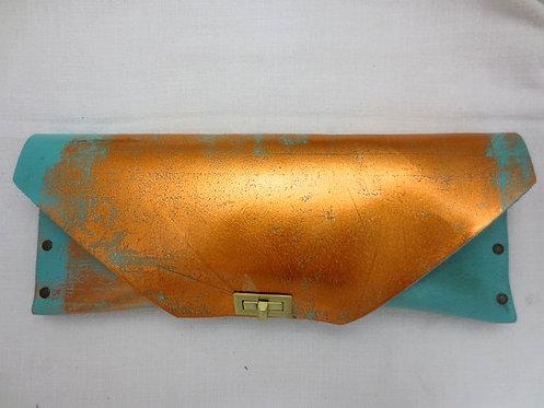 BIG CLUTCH - TQ Stamp Copper