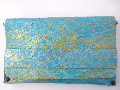 CLUTCH 5 - Tq2 Snake Stamp Gold