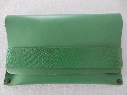 CLUTCH 5 - Plain Green/Green Snake