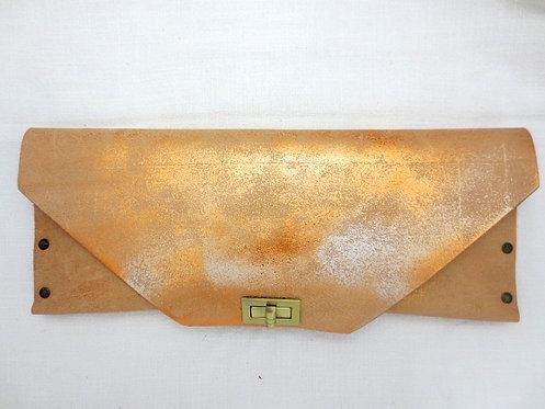 BIG CLUTCH - Nude Stamp Copper