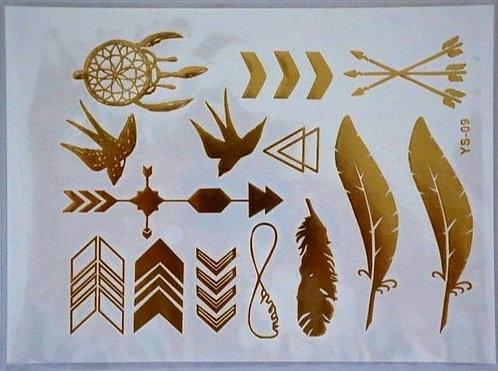 Temp. Tattoos - Artemis (YS-09)