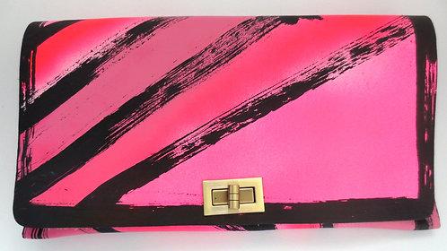 CLUTCH 2 - Licten Free Form - Pink Combo (B)