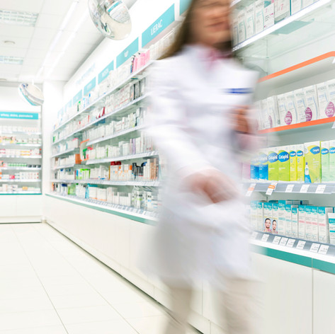 0001 Seeking a role as: Pharmaceutical Assistant UK