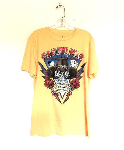 Grateful Dead Bakersfield Band T Shirt