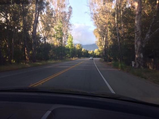 Ojai Road trip