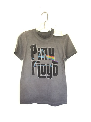 Pink Floyd Graphic Cut Out T Shirt