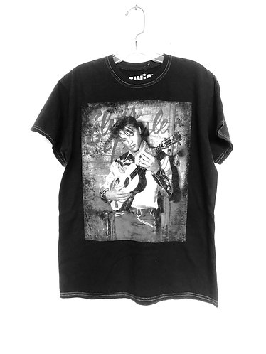 Elvis Presley Black t shirt