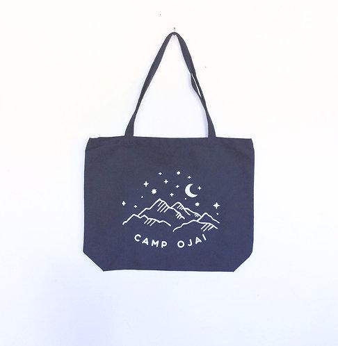 Starry Night Camp Ojai Tote Bag