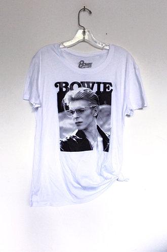 David Bowie Graphic Tee Shirt