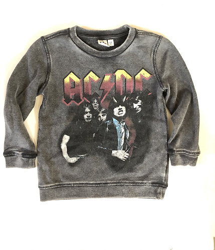 AC/DC Highway To Hell 79 Tour Pullover Sweatshirt Toddler