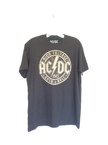 AC/DC High Voltage 1975 t shirt