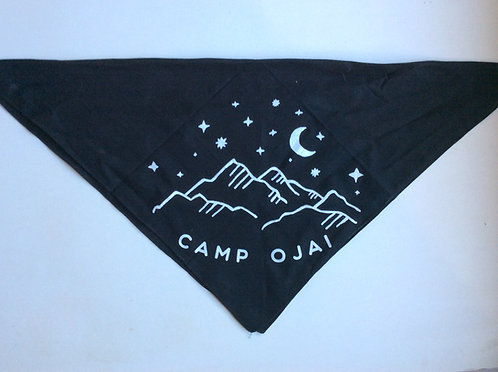 Starry Night Camp Ojai Bandana