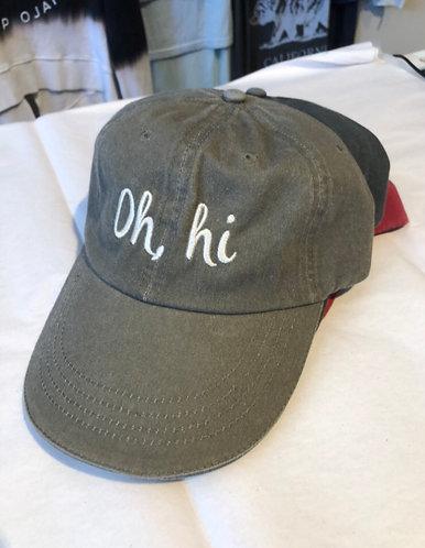 Ojai Oh,Hi Hats