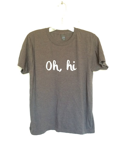 Oh,hi Youth Tee shirt