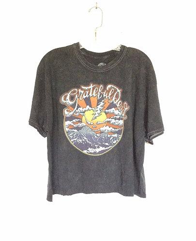 Grateful Dead Black T Shirt