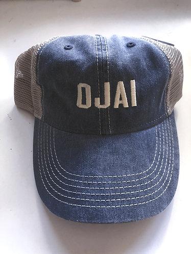 Ojai Vintage Wash Trucker Hat