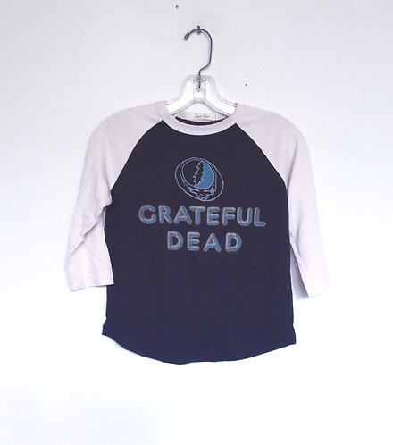 Grateful Dead Baseball Tee Big Kid T-shirt