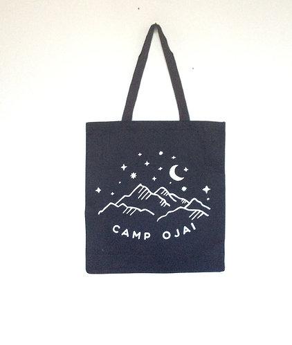 Camp Ojai Tote Bag