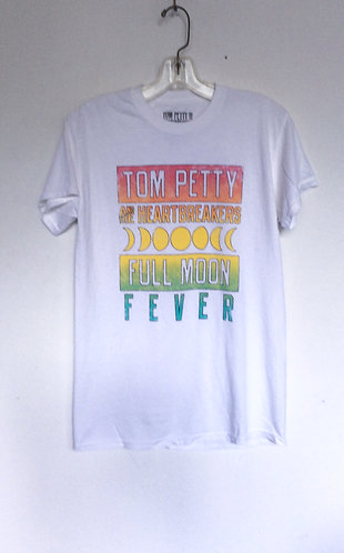 Tom Petty And The Heartbreakers Full Moon Tee Shirt