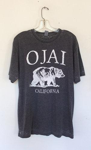 Ojai Cali Bear Crew neck T-shirt