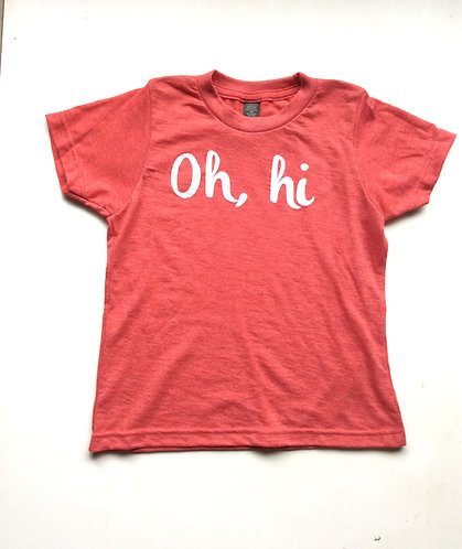 Oh,hi Children's Tee shirt