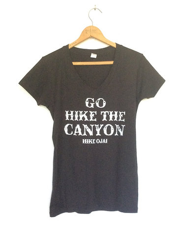 Hike Ojai V Neck T Shirt