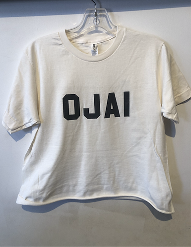 OJAI Cotton Crew Tee Shirt