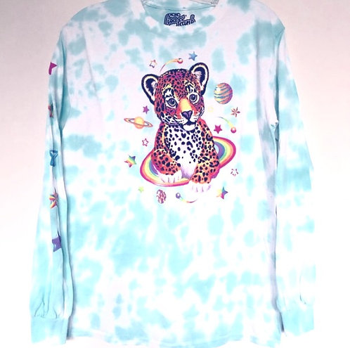 Lisa Frank Hunter The Leopard Long Sleeve T Shirt