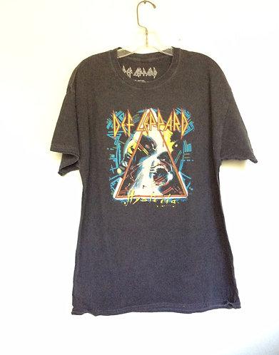 Def Leppard Hysteria Tour Tee  T-Shirt