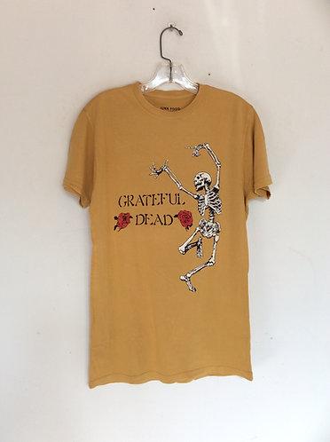 Grateful Dead Dancing Skeleton t shirt