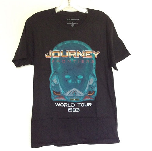 Journey Frontiers 1983 Tour Band t shirt