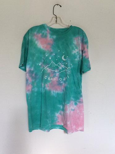 Starry Night Camp Ojai Tie Dye Tee Shirt