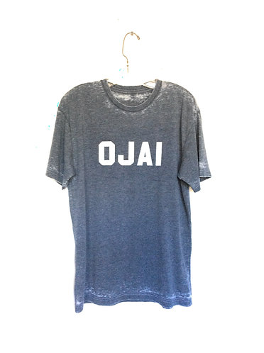 OJAI Burnout Crew neck Tee